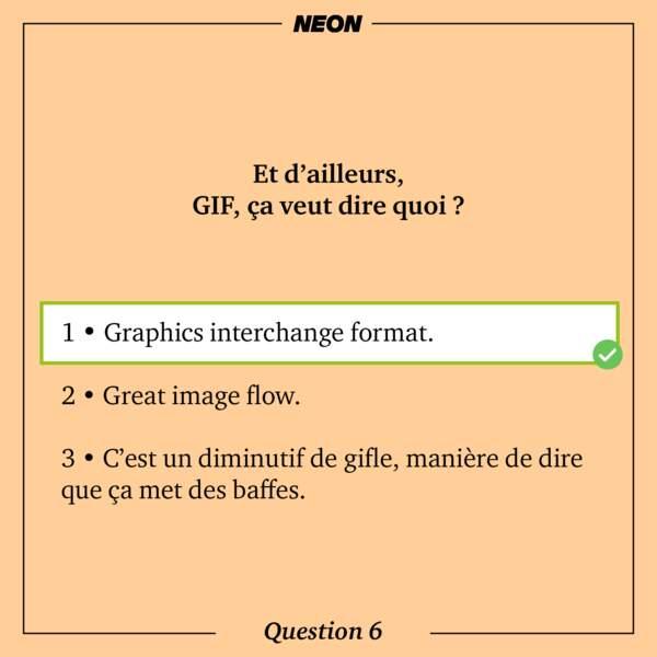 Réponse 6