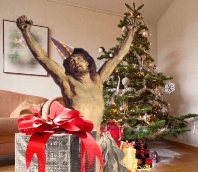 "Extrait du Tumblr ""Jesus everywhere"""