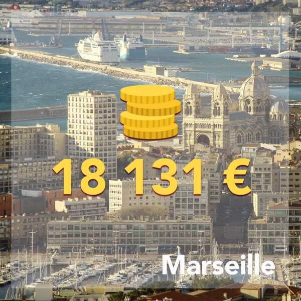 15 • Marseille