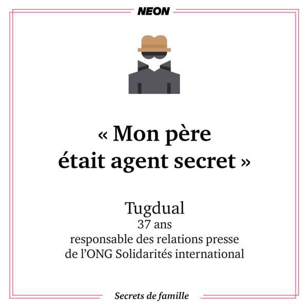 """""""Mon père était agent secret"""""""