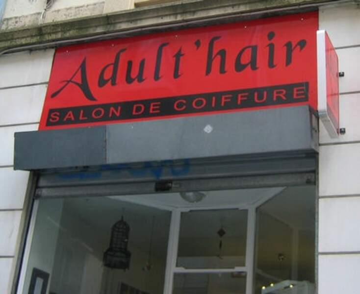 Adult'Hair (Grenoble, Isère)