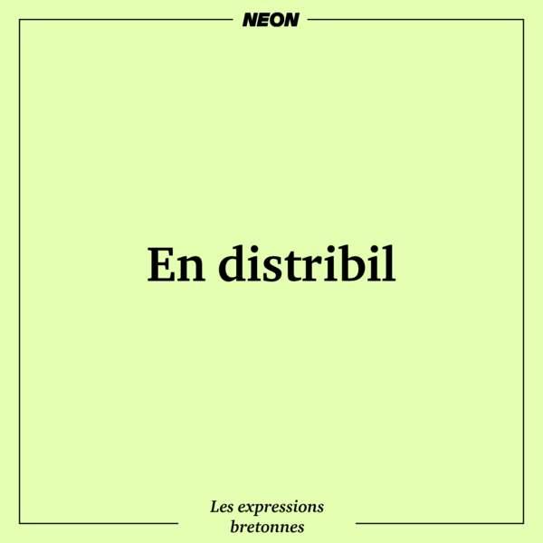 En distribil