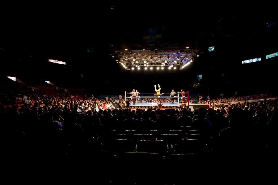 7/11-Luchadores