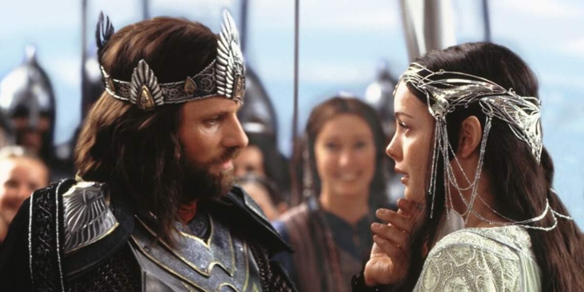 """""""Miquelis"""" signifie """"baiser"""" dans le langage elfique inventé par Tolkien"""