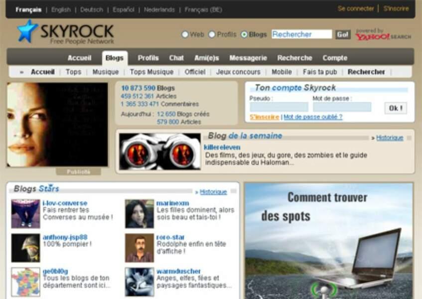 Skyblog, les gros doss'