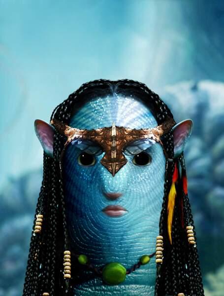 Neytiri d'Avatar
