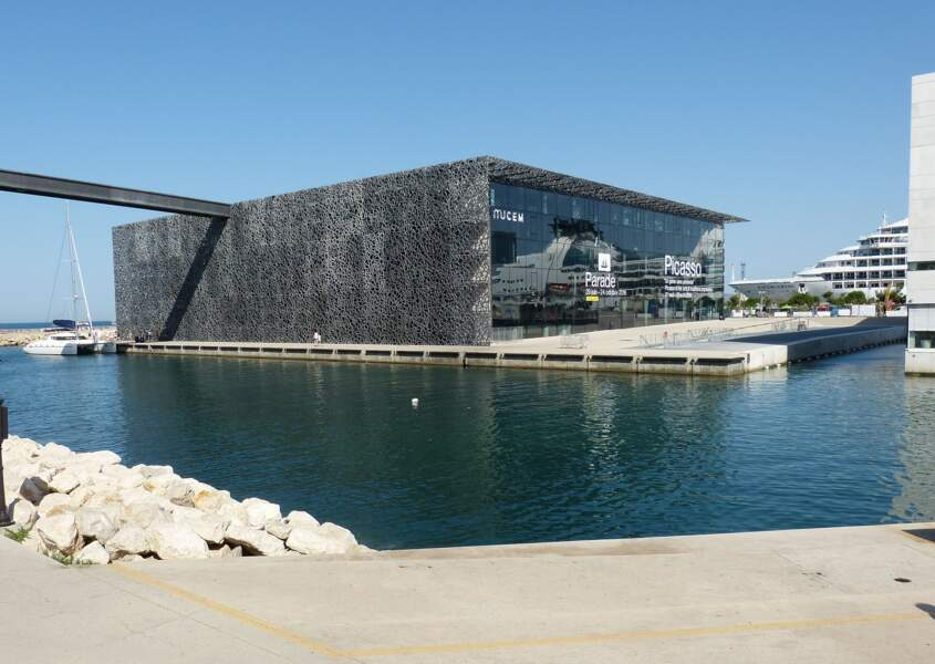 Marseille compte 26 musées