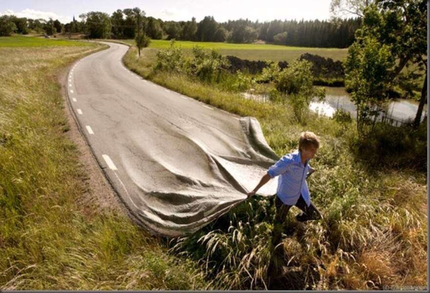 Chacun sa route, par Erik Johanson