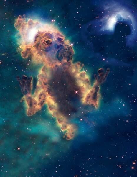C'est là que vit E.T.