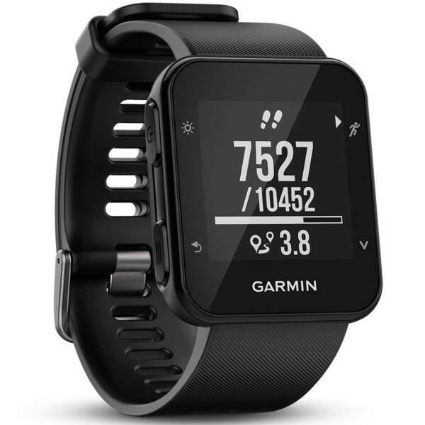 La montre GPS de course connectée