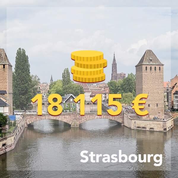 16 • Strasbourg