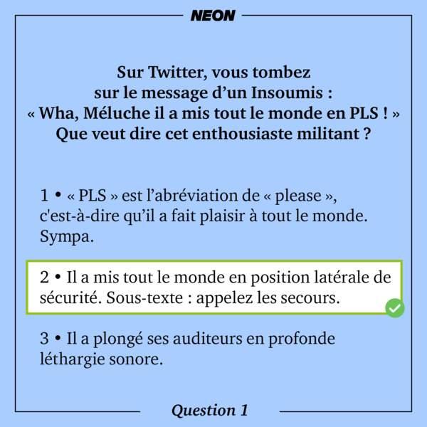 Réponse 1