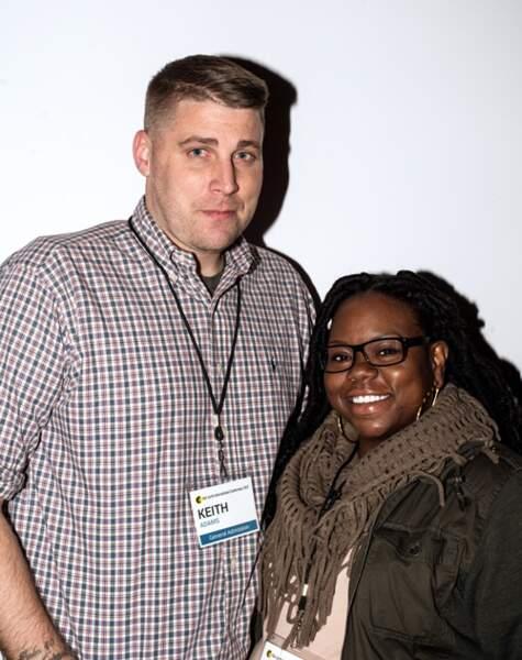 Sharea Adams, 34 ans et Keith Adams, 34 ans, Delaware