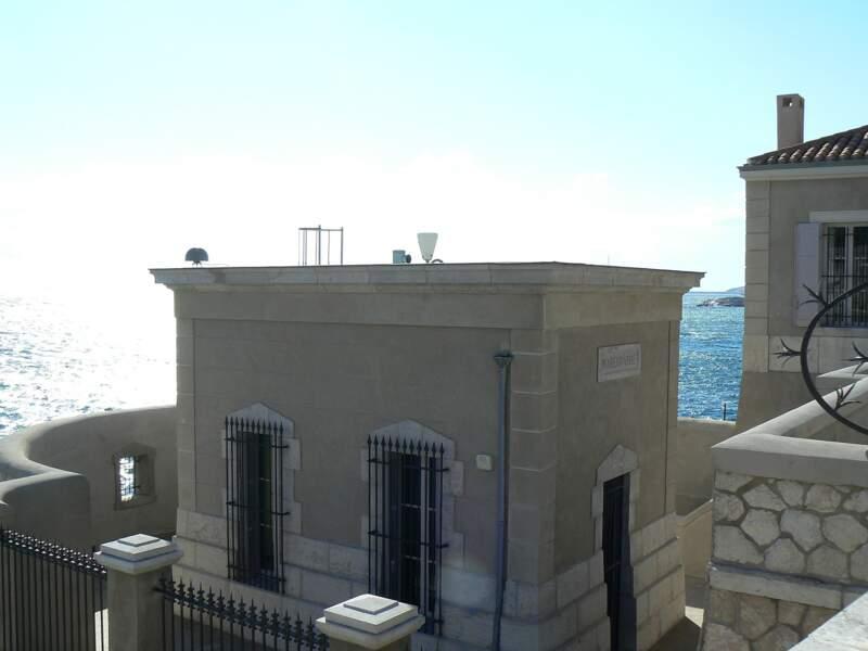 Le point zéro de l'altitude de la France continentale est à Marseille