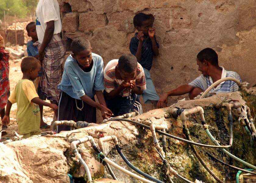 L'eau, une ressource rare à préserver