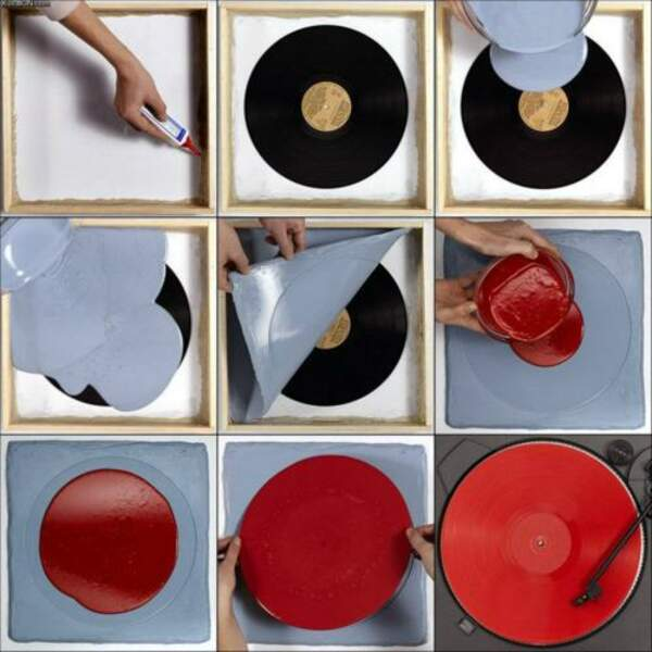 Comment pirater un vinyl