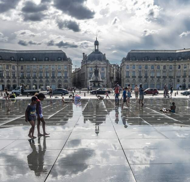 Bienvenue à Bordeaux