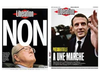 21 avril 2002 vs. 2017 : la dédiabolisation du FN en images