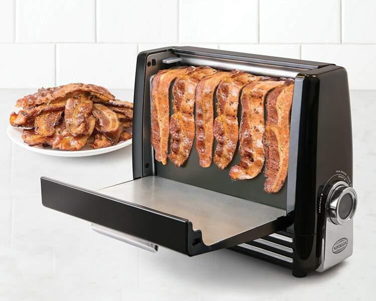Une machine à bacon