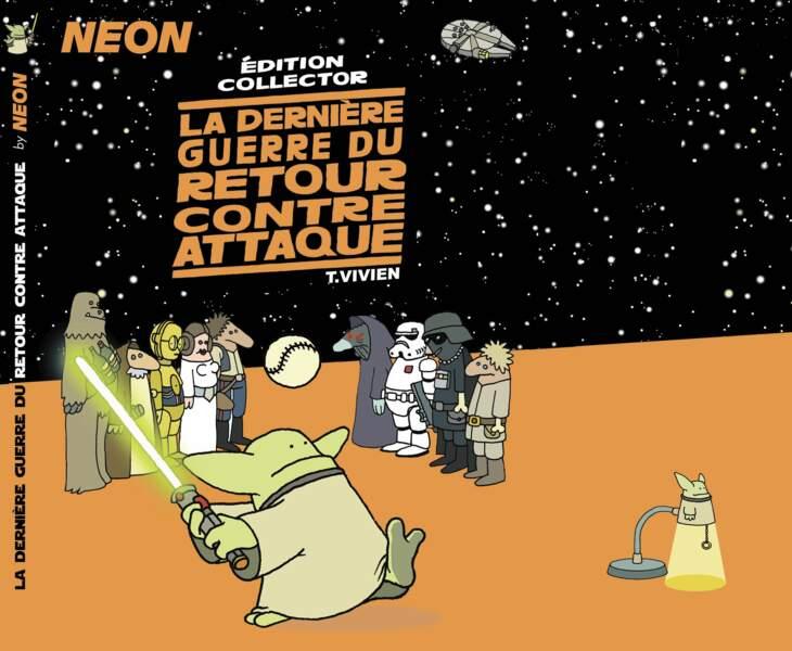Star Wars, la dernière guerre du retourcontre-attaque
