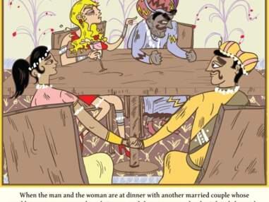 Le Kamasutra des couples mariés