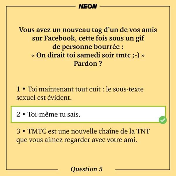 Réponse 5