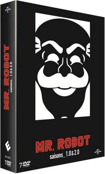 Un DVD de Mr. Robot