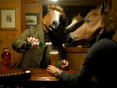 Le masque cheval