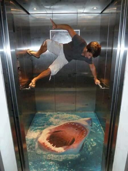 L'attaque du requin blanc, par Robert Smith