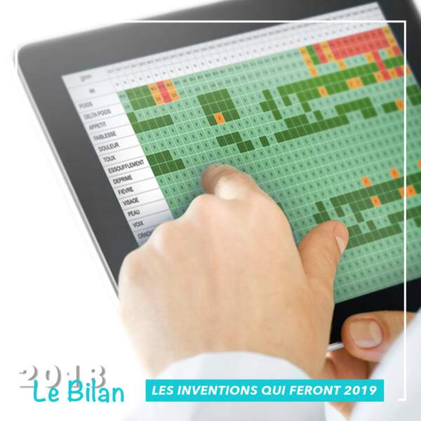 L'application mobile pour surveiller les rechutes du cancer du poumon