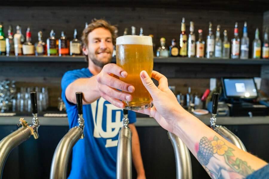 2ème au classement des villes au nombre de débits de boisson par habitant