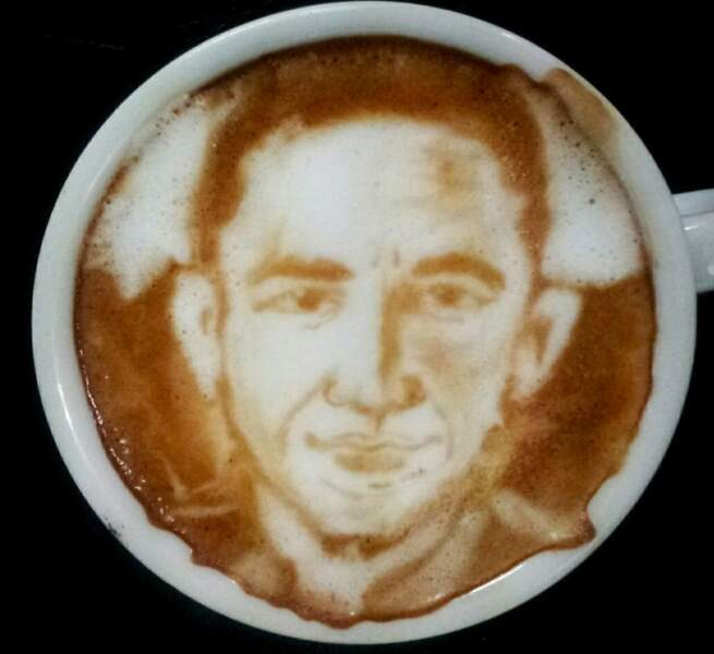 """""""I am Barack Obama, and I approve this coffee"""""""