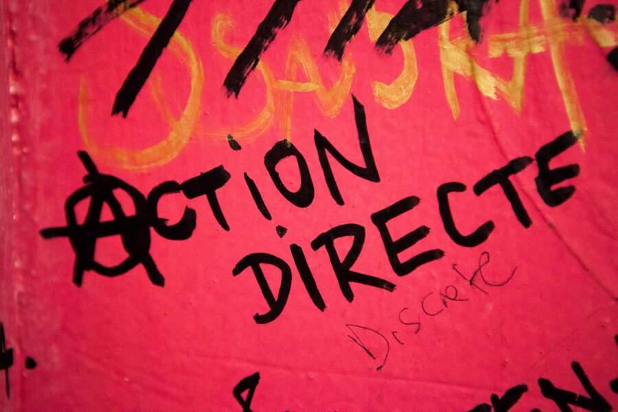 Action directe discrète