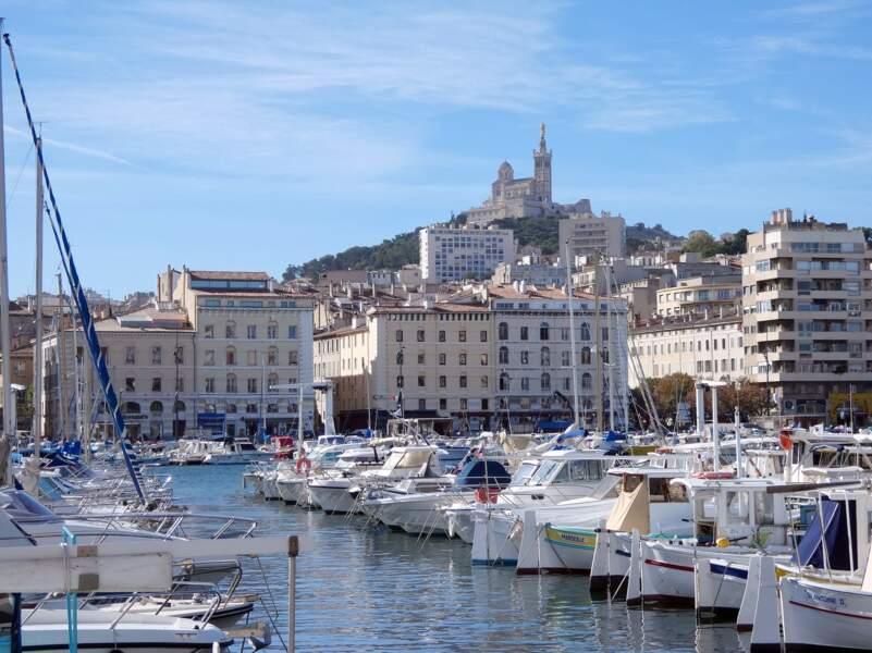 Marseille a le 1er port de France