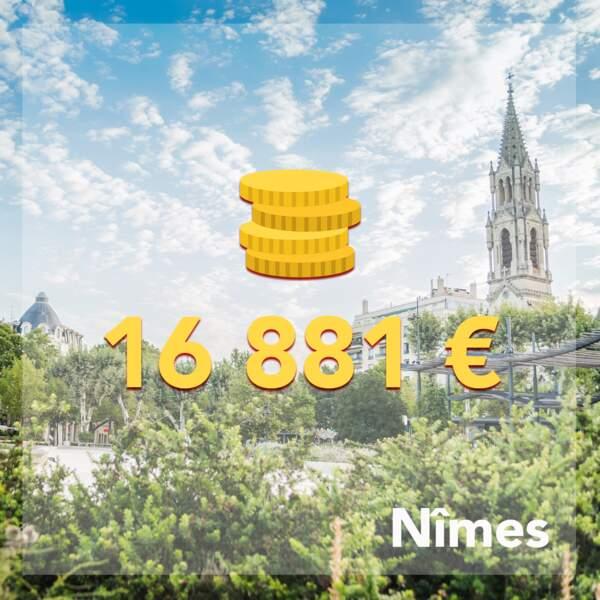 20 • Nîmes