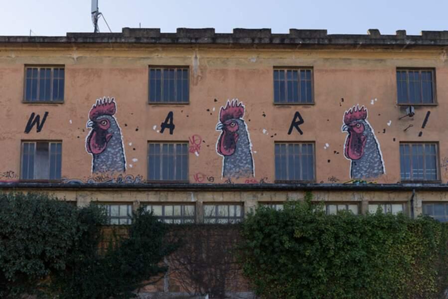 Rennes, un étendard du street-art