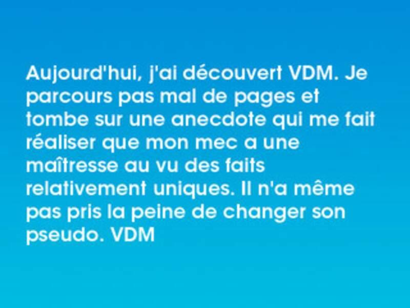 VDM, le quotidien morose