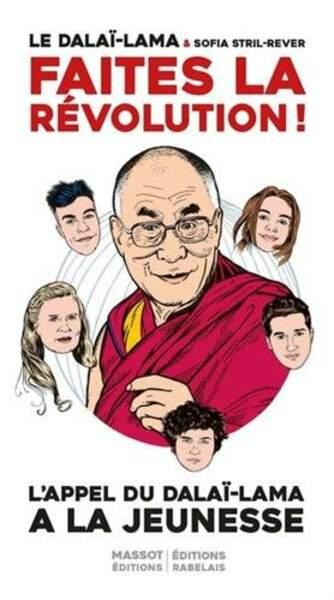 """""""Faites la révolution !""""- L'appel du Dalaï-Lama à la jeunesse"""