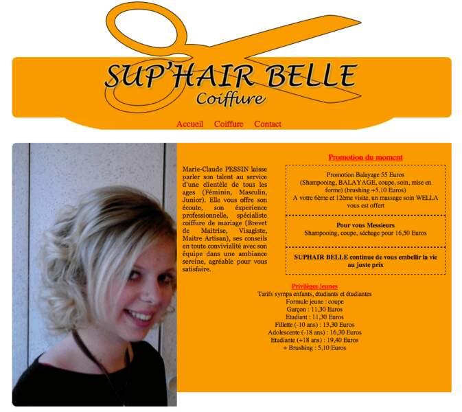 Sup'Hair Belle (Versailles, Yvelines)