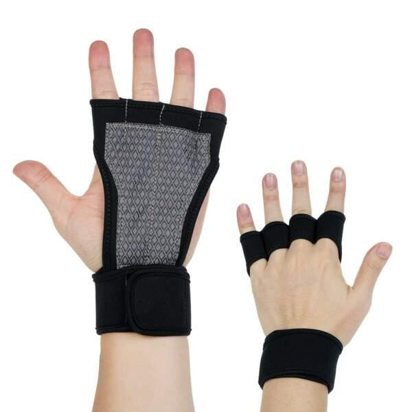 Les gants de musculation