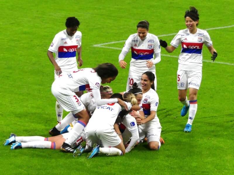 L'équipe de foot féminine bat tous les records