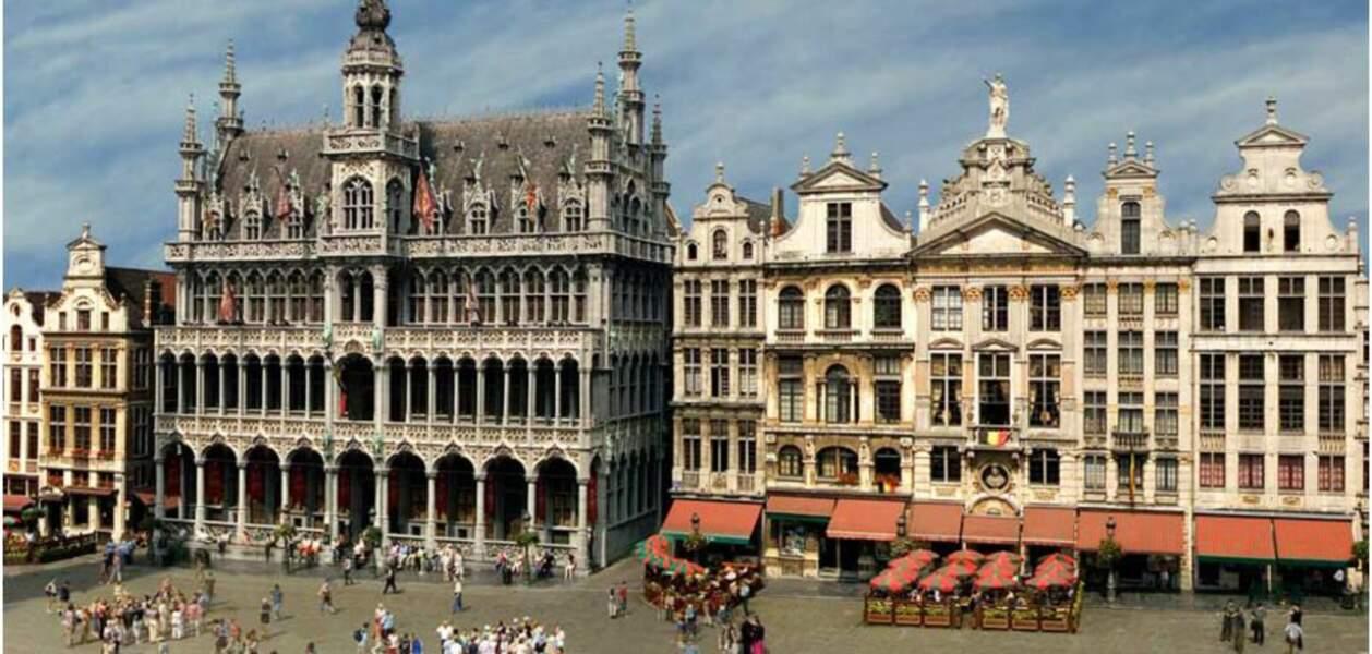 5 Visiter Bruxelles... en courant