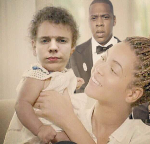Avec Jay-Z et Beyonce (2)