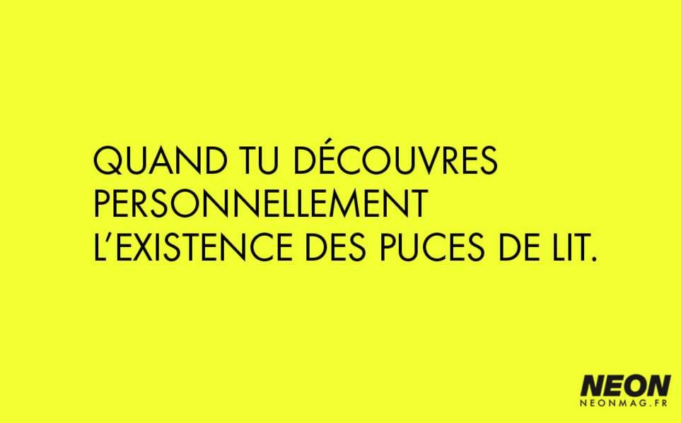 Petit déplaisir n°48