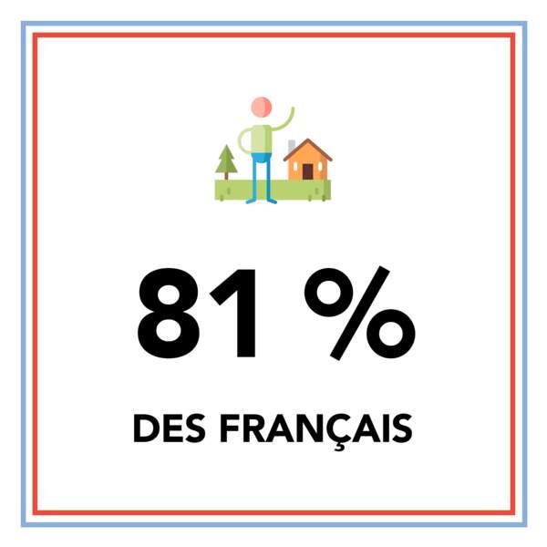 81 % des Français estiment que la campagne est le cadre de vie idéal