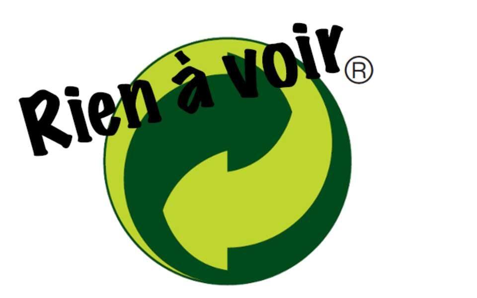 Ce logo veut dire « produit recyclable »