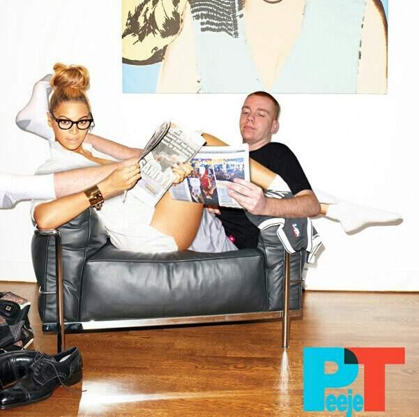 Séance de lecture avec Beyonce (où est Jay-Z ?)