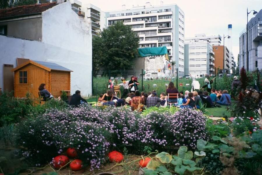 Parmi les villes avec le plus de jardins partagés