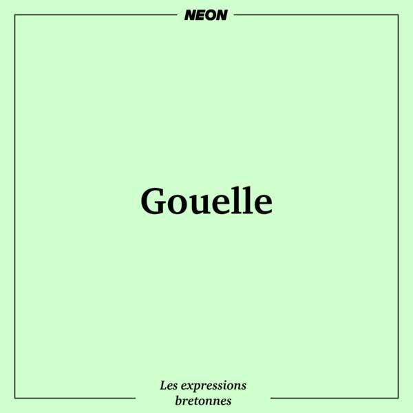 Gouelle
