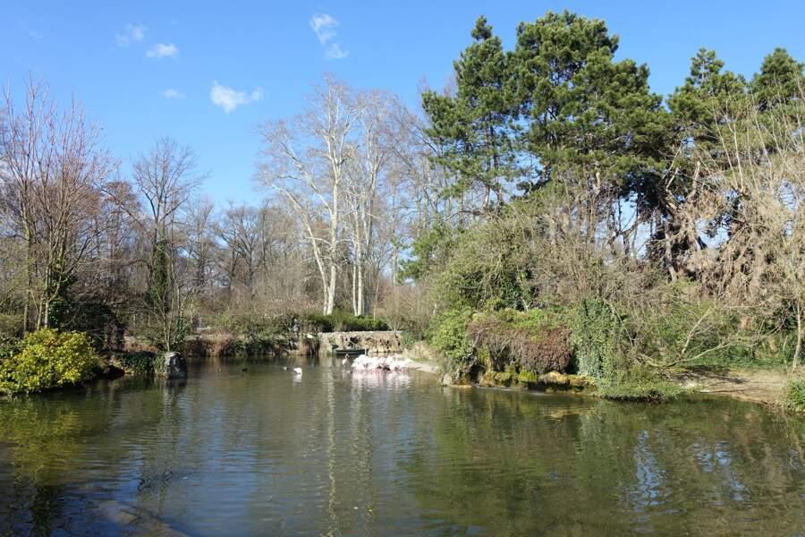 La Tête d'or, plus grand parc urbain de France